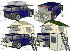 Ultimate E Camping Setup - Honda Element Owners Club Forum