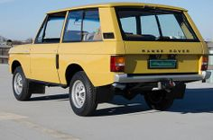 Range Rover Classic (1973) on Car And Classic UK [C488995]