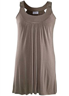 LASCANA Brown Beach Dress