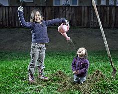 Great kid photos!