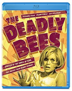 The Deadly Bees - Blu-Ray (Olive Films Region A) Release Date: Available Now (Amazon U.S.)