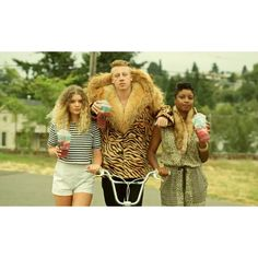 The Macklemore Bible of Thrift-Store Shopping The Stream GQ on TV ❤ liked on Polyvore