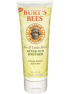 Burt's Bees Aloe & Linden Flower After Sun Soother $14.99 - from Well.ca