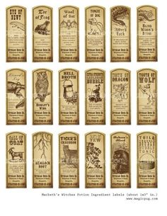 dollhouse herbal labels - Yahoo Canada Image Search Results