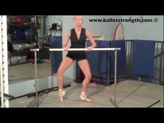 Ankle Strength Exercises for Pointe (Also great for barefoot massage therapists!)