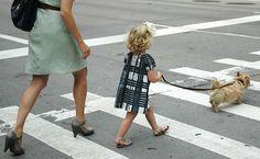 park ave. princess. kid fashion. street style