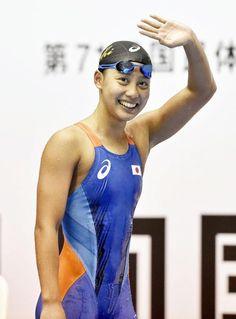 今井月2冠!200個メ制す「改めて強くなりたい」 #競泳