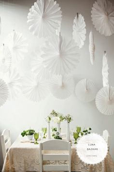 DIY Wedding Decorations.