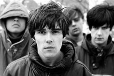 Who are The Stone Roses? Your answer here: A Coachella-goer's Primer to The Stone Roses Rock N Roll, Rock Indé, Music Songs, My Music, Music Videos, Music Stuff, Rock Music, Music Film, Music Icon