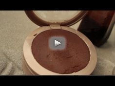 DIY- Make your own bronzer! - IF YOU TRY THIS OUT, tweet or instagram me a pic with #Rclbeauty101Bronzer! I really wanna see! :) Cocoa powder has vitamin A,B,D, and E Vitamin E is great