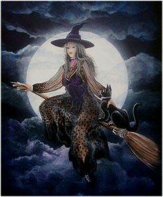 Classy Witch