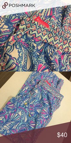 Flowy Perfect condition pants Worn once Lilly Pulitzer for Target Pants