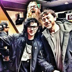 Benny Benassi & Skrillex Benny Benassi, Dj, Punk, Pictures, Style, Fashion, Skrillex, Photos, Swag