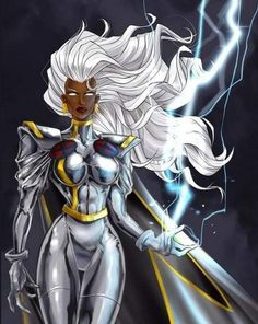 X-Man. Comic Book Characters, Marvel Characters, Comic Character, Comic Books Art, Marvel Comics Art, Marvel Dc Comics, Marvel Heroes, Storm Xmen, Storm Marvel