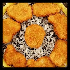 We know mostkids love chicken nuggets. But what's exactly in those things? How do they get them into those dinosaur shapes? I'll l...
