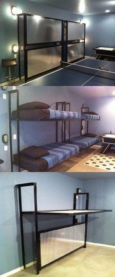 1977 best bunk bed ideas images in 2019 bunk beds double bunk rh pinterest com