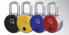 The QuickLock - Bluetooth Padlock Product Details