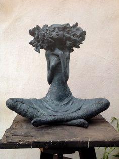 Valerie Hadida – L'aurore – Sculpture
