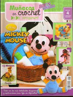 La Magia del Crochet: REVISTA DE AMIGURUMIS A CROCHET