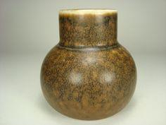 Carl-Harry Stålhane for Rörstrand Stig Lindberg, Pottery Art, Vase, Ceramics, Design, Home Decor, Ceramica, Pottery, Decoration Home