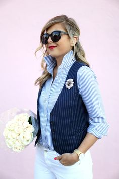 Best in Vest ~ Suburban Faux-Pas