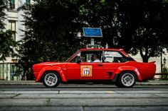 Fiat Abarth 131 Stradale