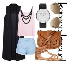 """KarenaKasual-Weekend! #1"" by nesyagata on Polyvore"