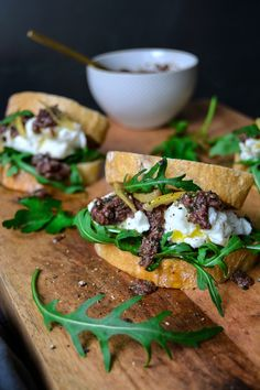 Mozzarella di Bufala and Olive Tapenade Sandwich with Preserved Lemon ° eat in my kitchen | Meike Peters