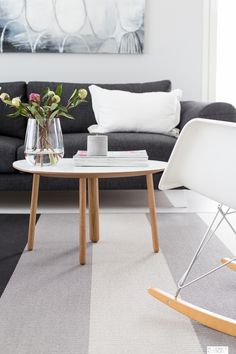 Olohuone - livingroom Playroom Ideas, Home Decor Inspiration, Sweet Home, House Ideas, Cottage, House Design, Dreams, Living Room, My Style