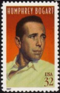 Humphrey Bogart Postage Stamp Jigsaw Puzzle by White Mountain: White Mountain Humphrey Bogart Jigsaw Puzzle 1000 Pieces X Ages Hollywood Legend - Humphrey Bogart, created from the US Postal Service commemorative stamp collection. Humphrey Bogart, Bogie And Bacall, Commemorative Stamps, Postage Stamp Art, Lauren Bacall, Stamp Collecting, Movie Stars, Angeles, Vintage Hollywood