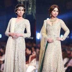 Pakistani bridal dresses...#faraz manan
