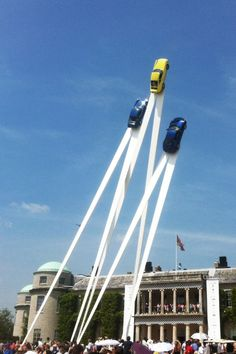Goodwood Festival of Speed car~ gets better and better every year.