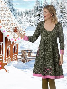 Dresses With Sleeves, Long Sleeve, Casual, Design, Fashion, Moda, Sleeve Dresses, Long Dress Patterns, Fashion Styles