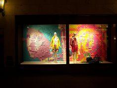 Bergdorf Goodman storefront window, W. 57th Street ... by rllayman on Flickr post-it