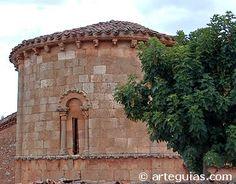 Ábside de Nafría la Llana, Soria
