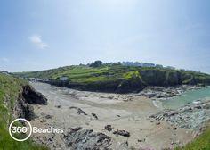 Port Gaverne Beach, near Port Issac on the north coast of Cornwall