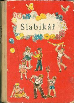Slabikář / Spelling Book | Illustrated by Václav Junek. Prague 1966, 5th edition (1st edition 1958).