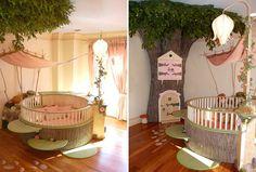 13 idei spectaculoase de amenajare pentru camera copilului tau- Inspiratie in amenajarea casei - www.povesteacasei.ro
