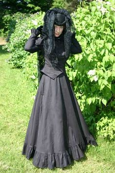 Recollections: Mourning Suit