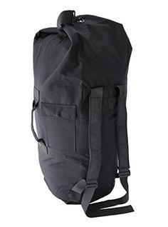Amazon.com  Hanks Surplus Military Cordura Nylon Duffle Bag (A-TACS AU,  37)  Clothing d0e9ca9ef8