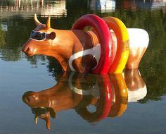 Moscow Cow Parade