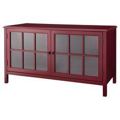 Windham TV Stand - Red - Threshold