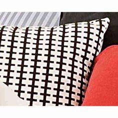 Imagen para Almohadon Cuadro Blanco&negro 40X40 de Easy
