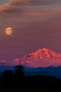 heaven-ly-mind:Super Moonrise 2013 by David D Dickie on 500px