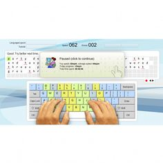 Learn typing at the speed of thought! Typing lessons that work.