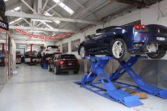 Ferrari Porsche BMW serviced and repaired  @ prestige city garage
