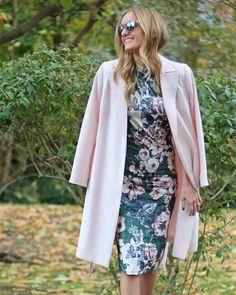 Velvet floral dress http://rstyle.me/~is-abdik_4Tq0RhbAW1L