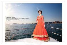 Anarkali Indian Suit Designer Partydress Bollywood Pakistani Salwar Ethnic 2146 #KriyaCreation #DesignerSuit