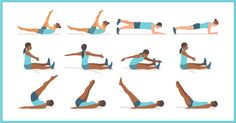 Check out our infographic to learn more benefits of Pilates plus moves you can incorporate into your routine.