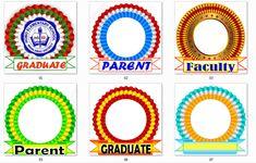 Graduation Ribbons & New Grad Program Template - DepEd LP's Graduation Images, Graduation Templates, Daily Lesson Plan, Teacher Lesson Plans, Preschool Certificates, Award Certificates, Summative Test, Award Template, Program Template